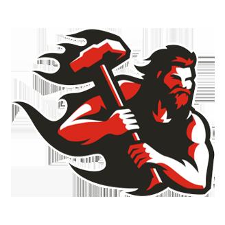 California University of PA Football logo