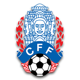 Cambodia (National Football) logo