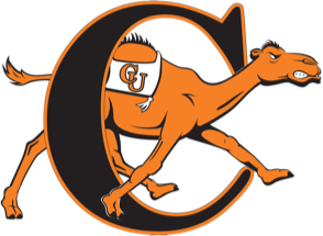 Campbell Basketball logo