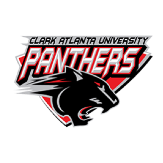 Clark Atlanta Football logo
