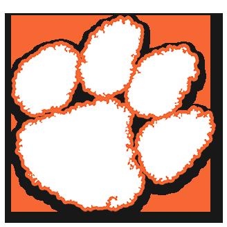 Clemson Football logo