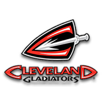 Cleveland Gladiators logo