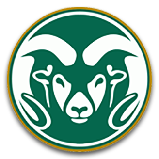 Colorado State Basketball logo