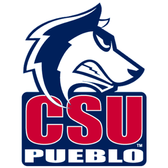 Colorado State Pueblo Football logo