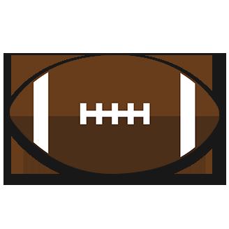 Division II Football logo