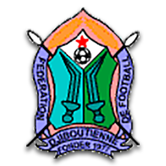 Djibouti (National Football) logo
