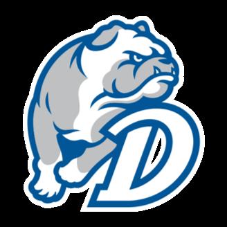 Drake Basketball logo
