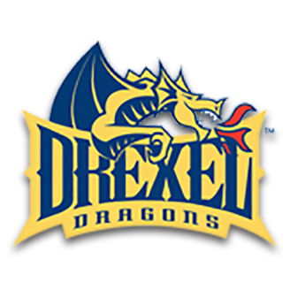 Drexel Basketball logo