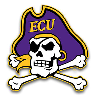 East Carolina Football logo