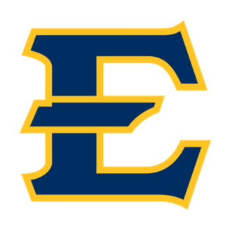 East Tennessee State Basketball logo