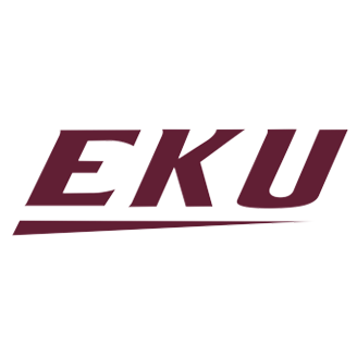 Eastern Kentucky Basketball logo