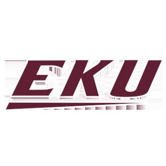 Eastern Kentucky Basketball logo