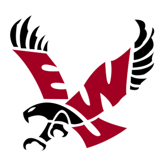 Eastern Washington Basketball logo