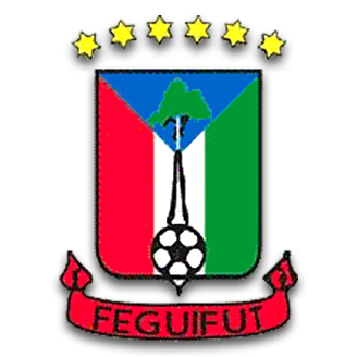 Equatorial Guinea (National Football) logo