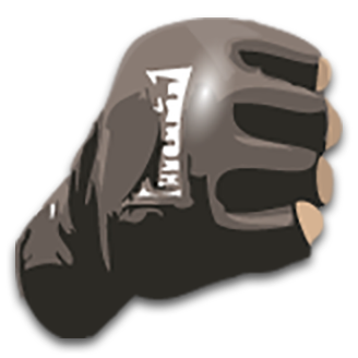 Fighting logo