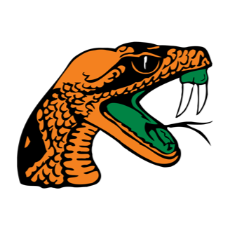 Florida A&M Basketball logo