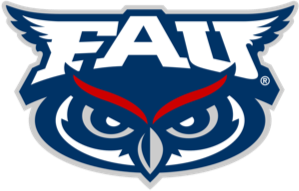 Florida Atlantic Football logo
