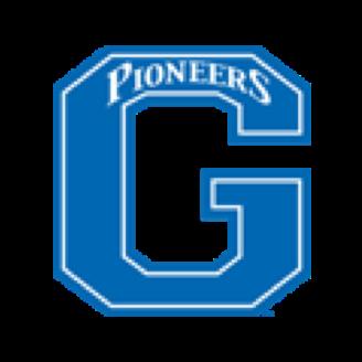 Glenville Basketball logo