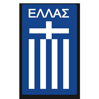Greece (National Football) logo