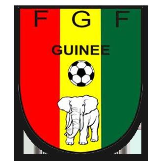 Guinea (National Football) logo