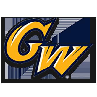 GW Basketball logo