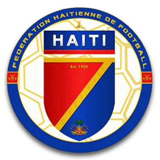 Haiti (National Football) logo