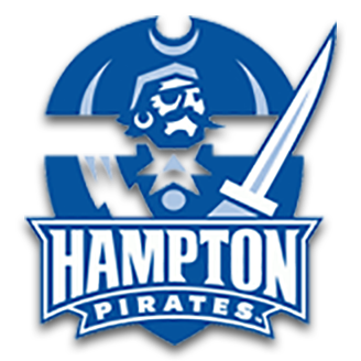Hampton Basketball logo