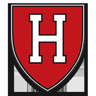 Harvard Basketball logo
