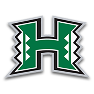 Hawaii Warriors Basketball logo