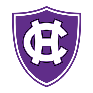 Holy Cross Football logo