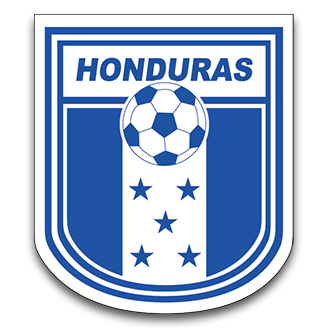 Honduras (National Football) logo