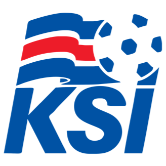 Iceland (National Football) logo