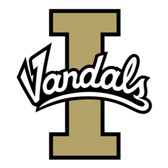Idaho Vandals Basketball logo
