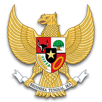 Indonesia (National Football) logo