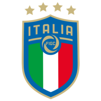 Italy (National Football) logo