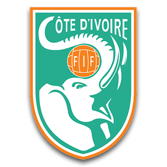Ivory Coast (Women's Football) logo