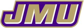 James Madison Basketball logo
