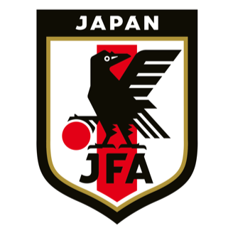 Japan (National Football) logo