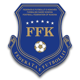 Kosovo (National Football) logo