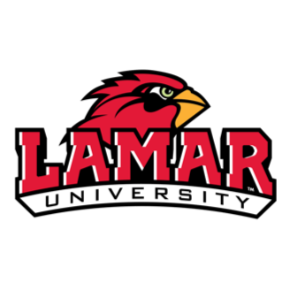 Lamar Basketball logo