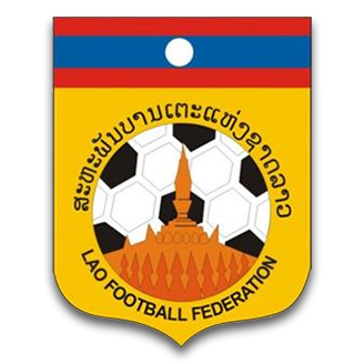 Laos (National Football) logo