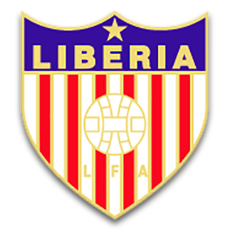 Liberia (National Football) logo
