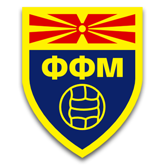 Macedonia (National Football) logo