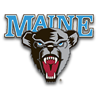 Maine Basketball logo
