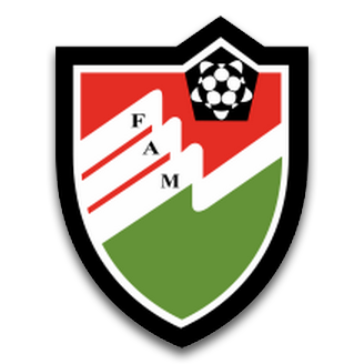 Maldives (National Football) logo