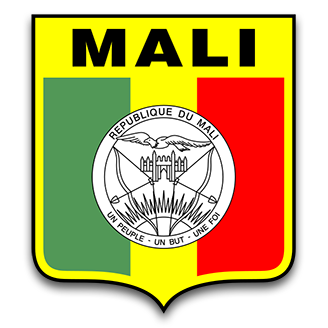 Mali (National Football) logo