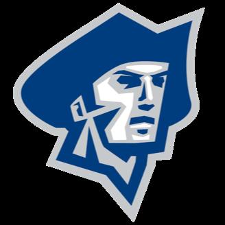 Malone Football logo