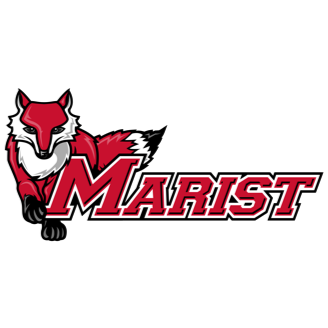 Marist Basketball logo