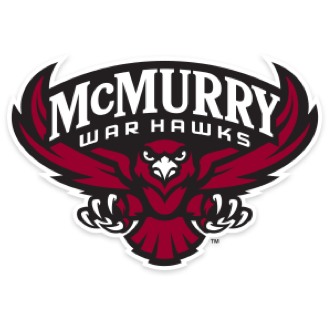 McMurry Basketball logo