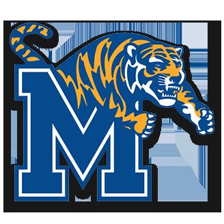 Memphis Tigers Basketball logo